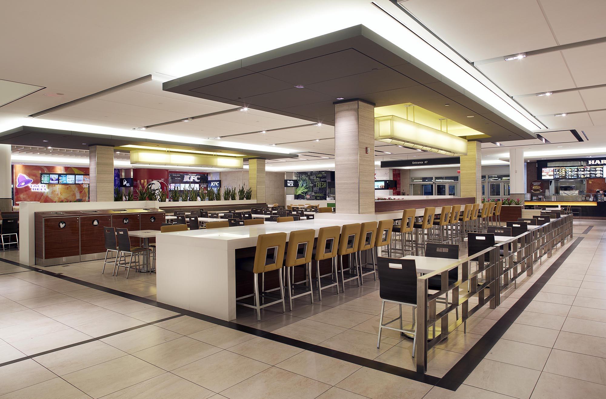 Markville Mall New Food Court